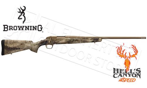 Browning X-Bolt Hell's Canyon Speed Rifle, 6.5 Creedmoor #035379282