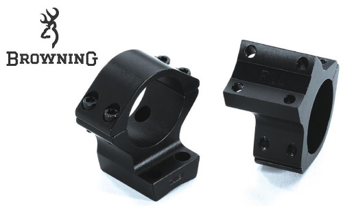 Browning Mount X-Lock Integrated Scope Mounts for X-Bolt Rifles - 30mm Medium Height #12511