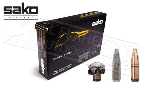 Sako 30-06 Springfield Super Hammerhead, JSP Bonded Core 180 Grain Box 20 #P631236A
