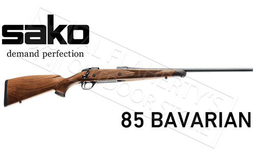 Sako 85 Bavarian Rifle, Various Calibers #JRS3C