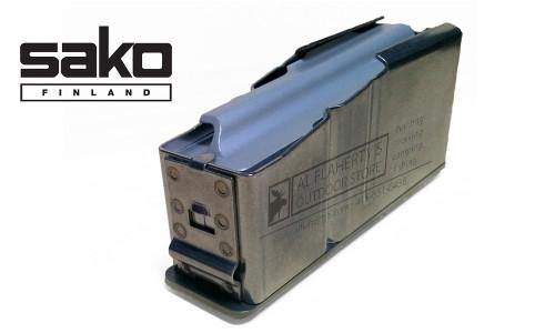 Sako 85 Magazine, Stainless Steel Standard Action, Type B, 5-Round #S5AR0384