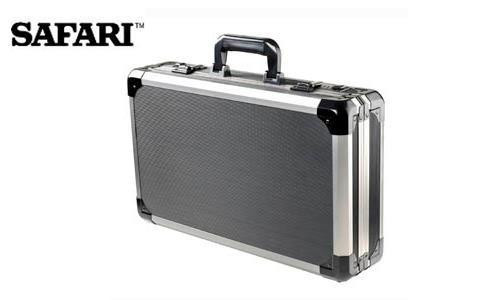 Safari Double Pistol Hard Case with Locks #SPC7720