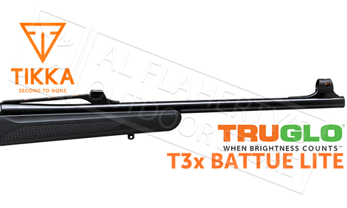 Tikka T3X Battue Lite Rifle with TruGlo Sights - Various Calibers #TF1T