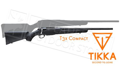 Tikka T3X Compact Rifle, Adjustable Length of Pull - Various Calibers