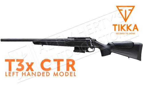 Tikka T3X CTR Rifle, Left Handed - Various Calibers #TF1T29HL