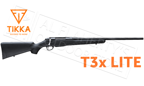 Tikka T3x Lite Rifle - Various Calibers