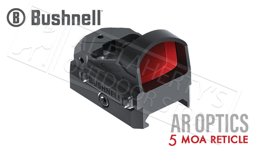 Bushnell AR Optics Advance Red Dot Reflex Sight, 5-MOA #AR750006