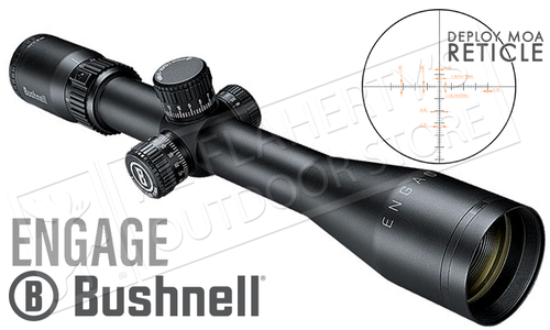 Bushnell Engage Scope 4-16x44mm with Deploy MOA Reticle #REN41644DG