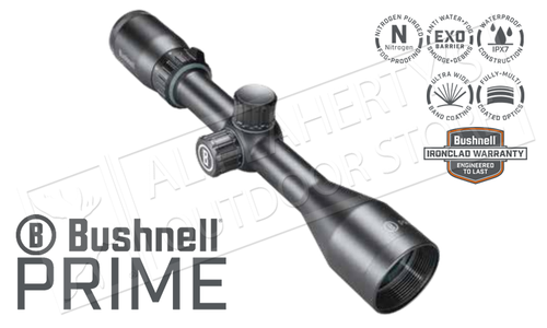 Bushnell Prime 3-9x40mm Scope with Multi-X Reticle #RP3940BS3