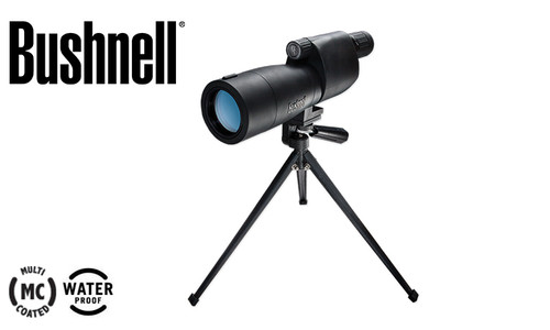 Bushnell Sentry Spotting Scope, 18-36x50mm with Tripod #783618
