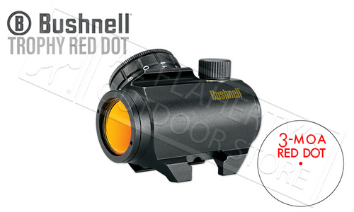 Bushnell Trophy Red Dot TRS 1x25mm, 3 MOA #731303