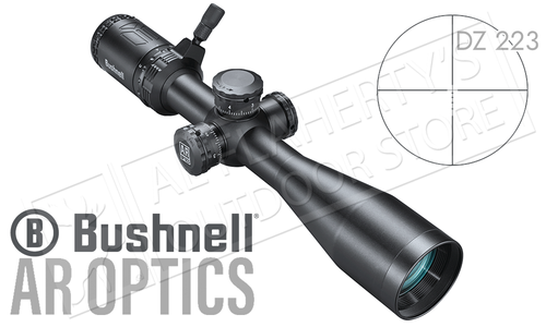 Bushnell AR Optics Scope 3-12x40 with DZ223 Reticle #AR731240