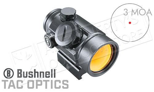 Bushnell TAC Optics BIG D Red Dot, 3 MOA Reticle #BT71X37