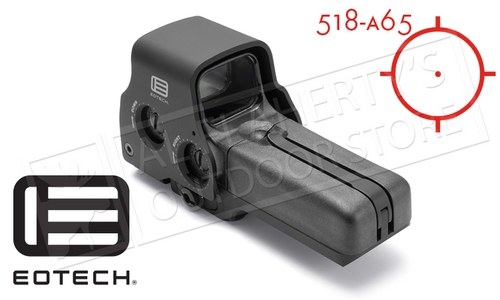 EOTech 518.A65 Holographic Sight #518.A65
