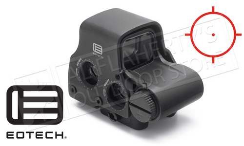 EOTech EXPS2 Holographic Sight with QD Mount and Side Controls, -0 Reticle #EXPS2-0