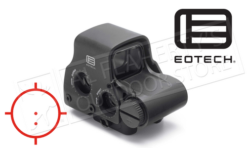 EOTech EXPS2 Holographic Sight with QD Mount and Side Controls, -2 Reticle #EXPS2-2