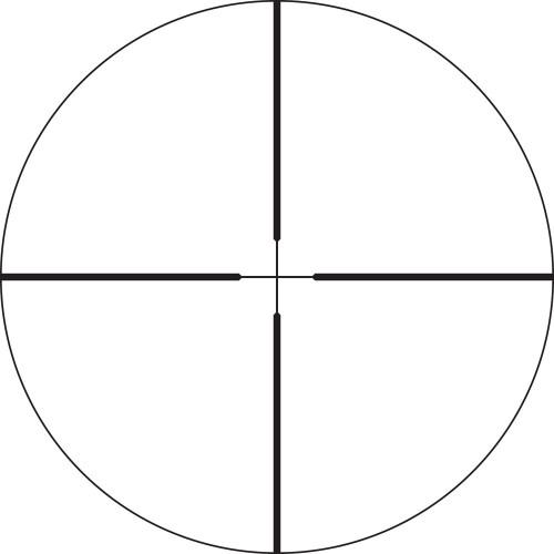 Vortex Crossfire II Riflescope 2-7x32mm with V-Plex Reticle #CF2-31001