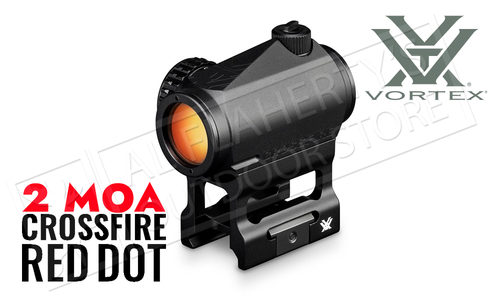 Vortex Crossfire Red Dot - 2 MOA #CF-RD2