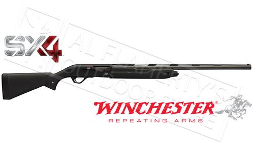 "WINCHESTER SX4 SHOTGUN, BLACK SYNTHETIC 12G 3.5"" CHAMBER 28"" BARREL"