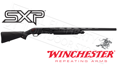 "WINCHESTER SUPER X PUMP BLACK SHADOW 12 GAUGE, 3"" CHAMBER, 28"" BARREL"