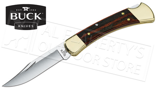 BUCK 110 FOLDING HUNTER #110BK