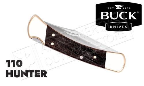 Buck Knives 110 Folding Hunter #0110BRS-B