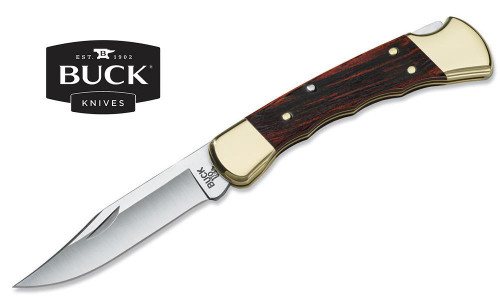 BUCK 110 FOLDING HUNTER #0110BFG-B