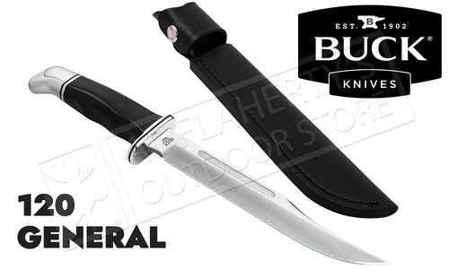 Buck Knives 120 General #0120BKS-B