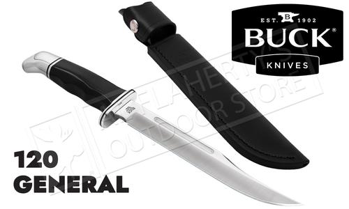 Buck Knives 120 General #0120BKS-B