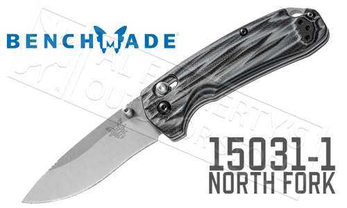 BENCHMADE 15031-1 NORTH FORK FOLDER