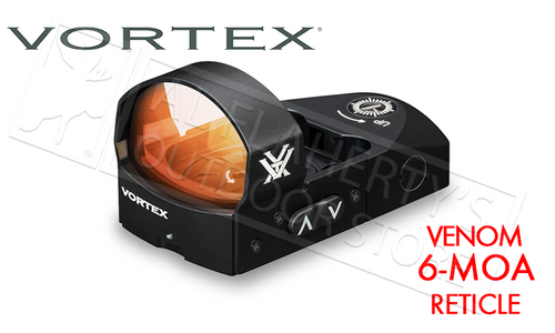 Vortex Venom Red Dot, 6 MOA #VMD-3106