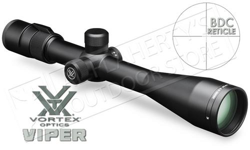 Vortex Viper 6.5-20x50mm PA Scope with Dead-Hold BDC Reticle #VPR-M-06BDC