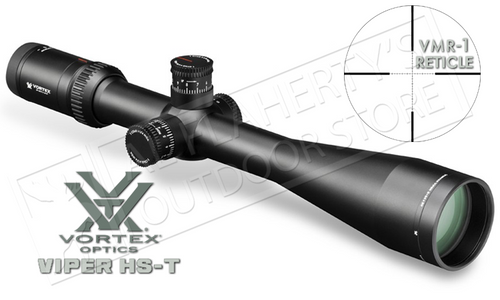 Vortex Viper HS T 6-24x50mm Scope with VMR-1 MOA Reticle #VHS-4325