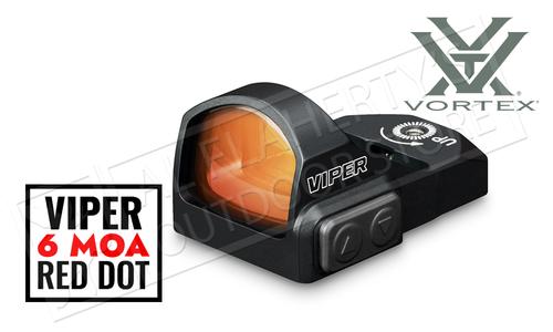 Vortex Viper Red Dot, 6 MOA #VRD-6