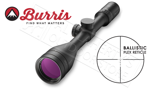Burris Droptine Scope 4.5-14x42 with Ballistic Plex Reticle #200077