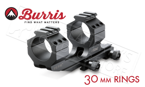 Burris Mount AR-P.E.P.R. 30mm w/Picatinny Top Rings #410341
