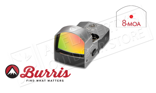 Burris Reflex Sight FastFire III with Picatinny Mount, 8 MOA Dot #300236
