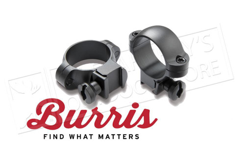"Burris Rimfire and Airgun Rings High 1"" #420076"
