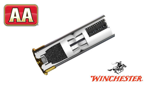 "(Store Pick up Only) Winchester AA Super-Handicap 12 Gauge #8, 2-3/4"", 1-1/8 oz., Case of 250 #AAHA128 - Case"
