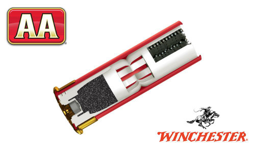 """(Store Pick up Only) Winchester AA Xtra-Lite Target Load 12 Gauge #7.5, 2-3/4"""", 1 oz., Case of 250 #AAL127 - Case"""