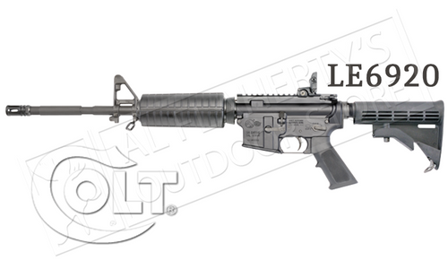 Colt M4 Carbine Rifle 5.56x45 NATO #LE6920