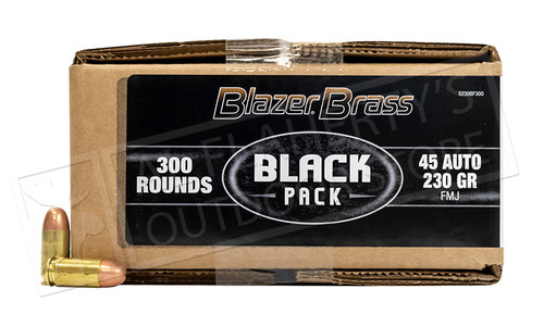 CCI Blazer Brass 45ACP 230 Grain 300 Rounds