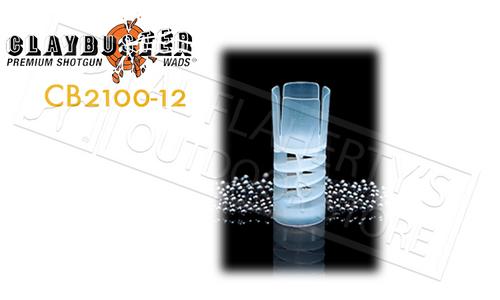 ClayBuster CB2100 Wads - 12 Gauge 1 oz. Bag of 500 #CB2100-12