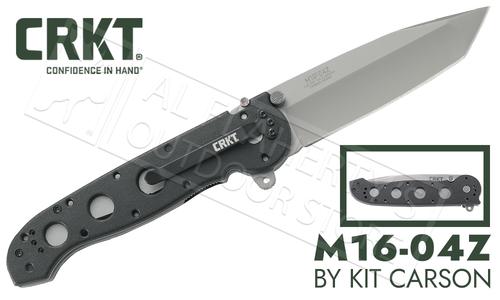 CRKT M16 Z by Kit Carson #M16-04Z