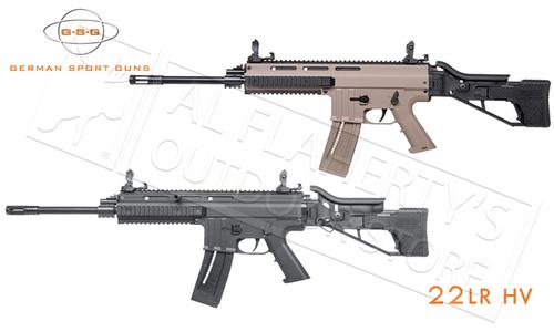 GSG GSG-15 SCAR Rimfire Rifles #R04GSG15