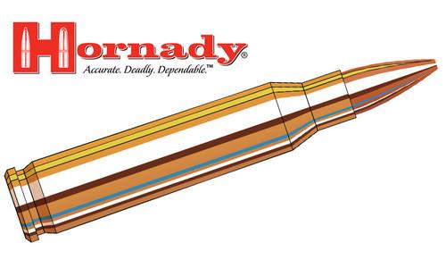 Hornady 223 Rem Match, BTHP 75 Grain 20 Round Box #8026