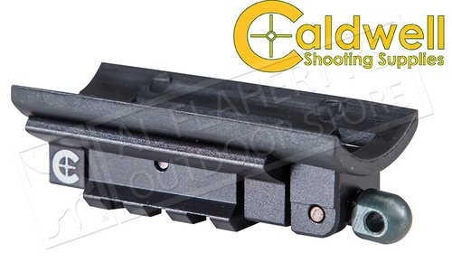 CALDWELL PICATINNY RAIL ADAPTER PLATE FOR RIFLE SWIVELS #156716