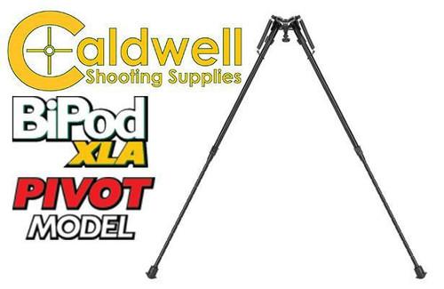 """CALDWELL XLA BIPOD 13""""-23"""" WITH PIVOT #701417"""
