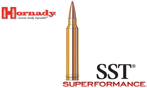 Hornady 300 Winchester Magnum Superformance, SST 180 Grain Box of 20 #82193