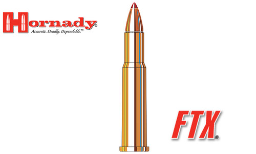 Hornady 30-30 Winchester LEVERevolution, FTX 160 Grain Box of 20 #82730